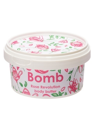 Bomb Cosmetics Rose Revolution Body Butter 200ml Renksiz